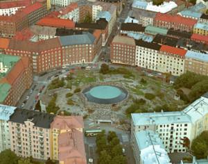Хельсинки # Темппелиаукио – церковь с труднопроизносимым названием-pic02