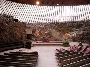 Хельсинки # Темппелиаукио – церковь с труднопроизносимым названием-pic04