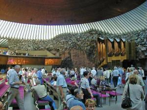 Хельсинки # Темппелиаукио – церковь с труднопроизносимым названием-pic05