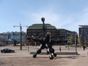 Хельсинки # Киасма - музей современного искусства-pic07