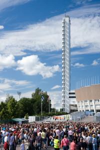 Хельсинки # Олимпийский стадион Хельсинки – и его удивительный ангел-хранитель-pic02