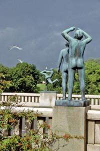 Осло # Фрогнер-парк-pic07