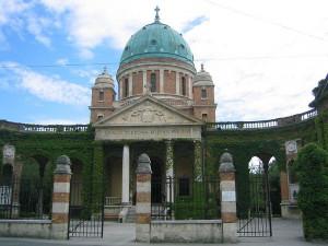 Загреб # Кладбище Мирогой в Загребе-pic01
