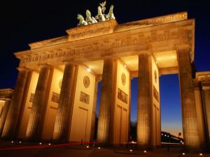 Берлин # Бранденбургские ворота - Ворота мира-pic01