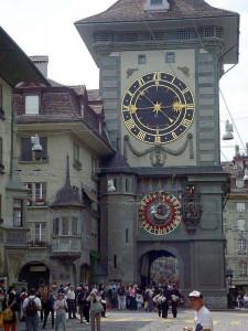 Берн # Башня с часами в Берне – вдохновительница Эйнштейна!-pic01