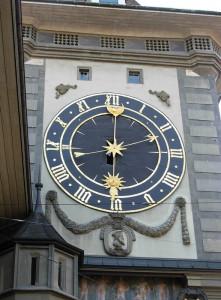 Берн # Башня с часами в Берне – вдохновительница Эйнштейна!-pic03
