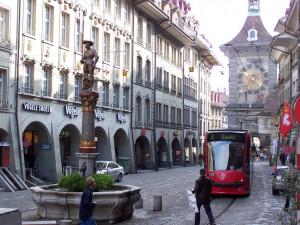 Берн # Башня с часами в Берне – вдохновительница Эйнштейна!-pic04