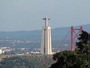 Лиссабон # Гигантская статуя Христа-Спасителя-pic01