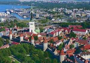 Таллинн # Старая часть Таллинна – мировое наследие ЮНЕСКО-pic06