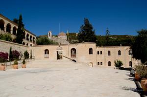 Айя-Напа # Вселенский конференц-центр - монастырь Святой Напы-pic03