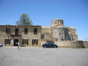 Айя-Напа # Вселенский конференц-центр - монастырь Святой Напы-pic04