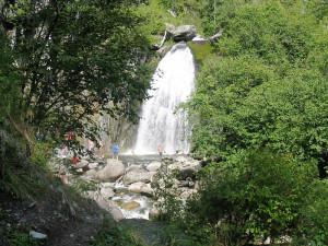 Алтай # Телецкое озеро и водопад Корбу-pic04