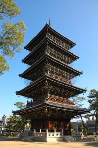 Кагава # Храм Дзэнцудзи в Кагаве-pic03