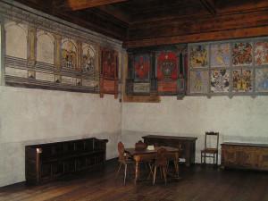 Швейцария # Шильонский замок – место действия легендарной поэмы Байрона!-pic06