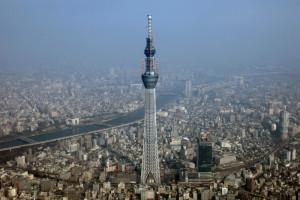 Токио # Телевизионная башня Токио-pic01