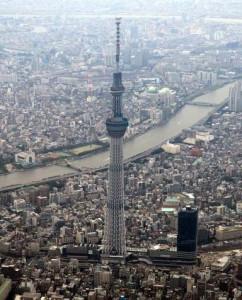 Токио # Телевизионная башня Токио-pic04