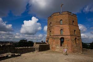 Вильнюс # Башня Гедимина-pic01