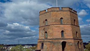 Вильнюс # Башня Гедимина-pic02