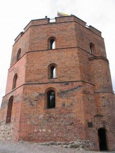 Вильнюс # Башня Гедимина-pic04