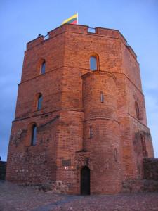 Вильнюс # Башня Гедимина-pic05